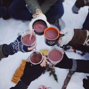 Vinter Picnic
